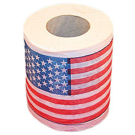 "Туалетная бумага ""Америка"""