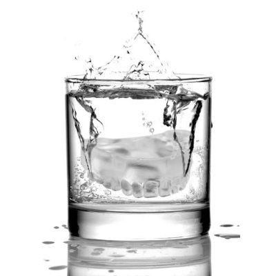 """""""Челюсть в стакане"""" форма для льда"""