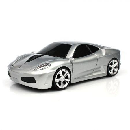 Мышь - машинка беспроводная «Ferrari» оптическая