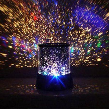 Ночник - проектор звездного неба Star Master