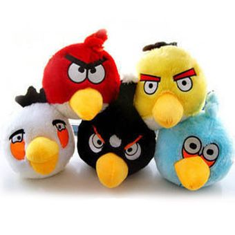 """Игрушка """"Angry Birds"""" 13 см"""