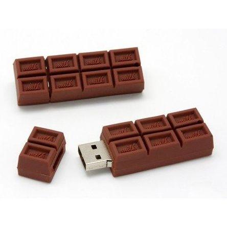"""Флешка """"Шоколадка"""" 32 Гб"""