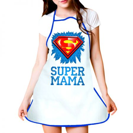 "Фартук ""Супер Мама"" подарочный"