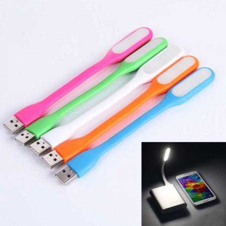 USB лампа светодиодная универсальная для ноутбука