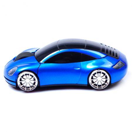 Мышь беспроводная «Lazaro 911» оптическая синяя машинка