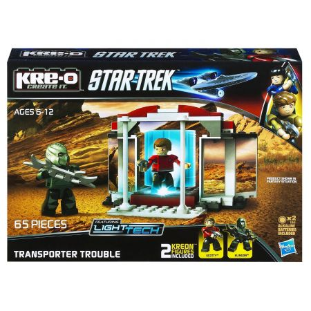 KRE-O Star Trek Телепорт A3140 конструктор