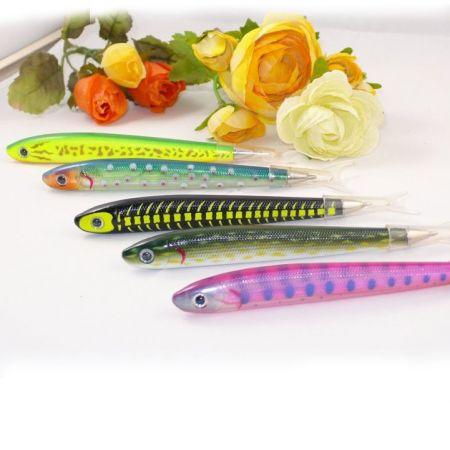 Ручка Рыбка шариковая