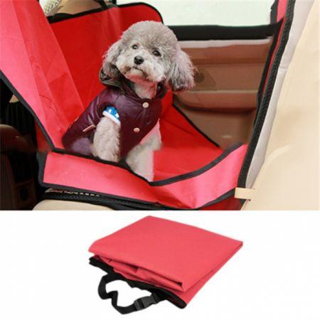 Накидка для перевозки собак в салоне 100 см х 50 см