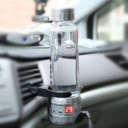 Чайник для автомобиля 12V/24V с индикацией температуры. Кипятит до 100 градусов.