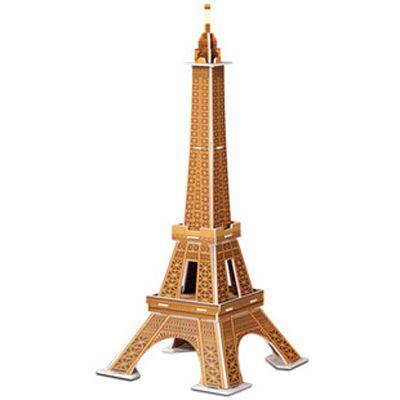 "3-D Объёмный пазл ""Eiffel Tower"""
