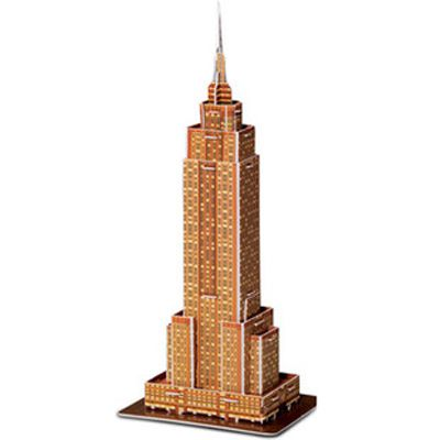 "3-D Объёмный пазл ""Empire State Building"""