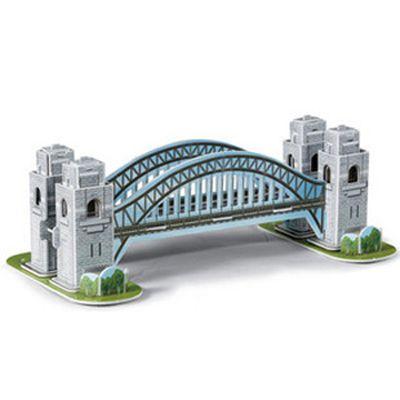 """3-D Объёмный пазл """"Sydney Hapbour Bridge"""""""