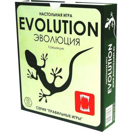 """Настольная игра """"Эволюция"""""""