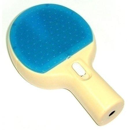 Точилка для карандашей Ракетка синяя