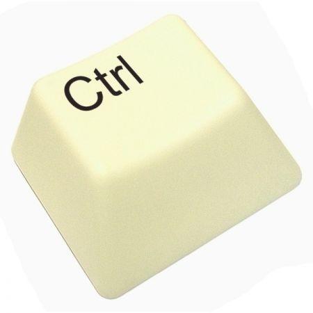 Светильник Кнопка от клавиатуры USB Ctrl