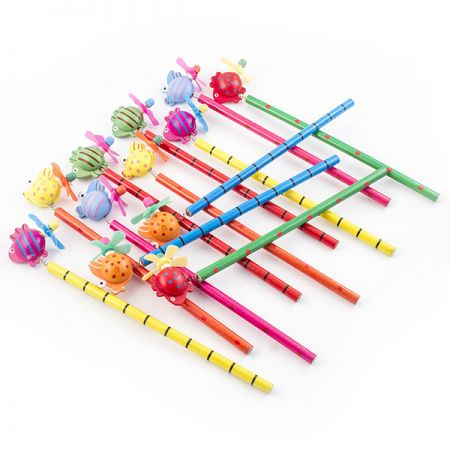 Набор карандашей 3 на пружинке 12 шт в кор.